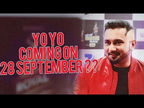 Hey Singh Sg Releasing  28 Sept ?  क्या सच में 28 सितम्बर को आएगा हनी सिंह का नया गाना ?