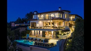Spectacular Luxury Mansion in Bel Air, Los Angeles, CA, USA