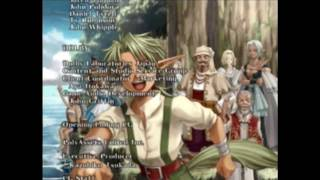 【 Ys VI: The Ark of Napishtim 】 Ending & Credits