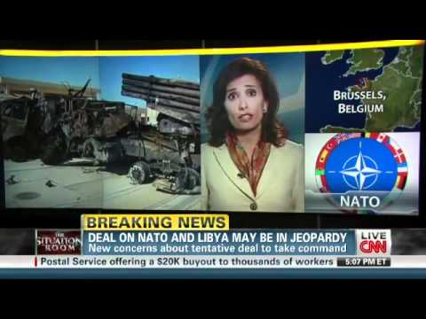 Turkey opposes NATO Takeover of Libyan War