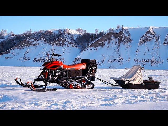 Доработка снегохода ИРБИС Динго Т150. А вы думали купил и поехал?