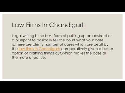 Advocates In Chandigarh | Lawyers In Chandigarh | Law Firms In Chandigarh