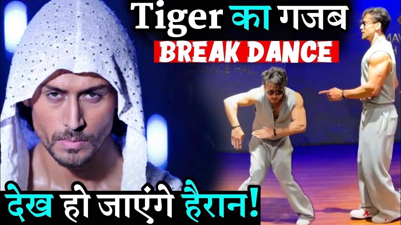 Download Tiger Shroff's Fantastic Break Dance