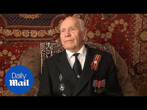 Former Russian Captain Tells Story Of Message In A Bottle