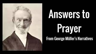 Answers to Prayer by George Muller | Audiobooks Youtube Free
