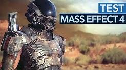 Mass Effect: Andromeda - Test: Ein polarisierendes Weltraum-Epos