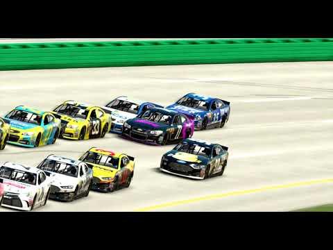 NASCAR '15 Victory Edition KENTUCKY 13 LAP SPRINT!!!! |
