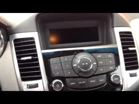 Chevrolet Cruze (Шевроле Круз) - краткий обзор автомобиля изнутри
