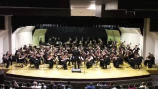 Grand March from Aida - Boone Orchestra 3/06/2012