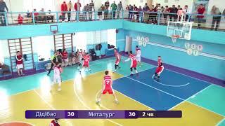 Highlights матчу Дідібао - Металург