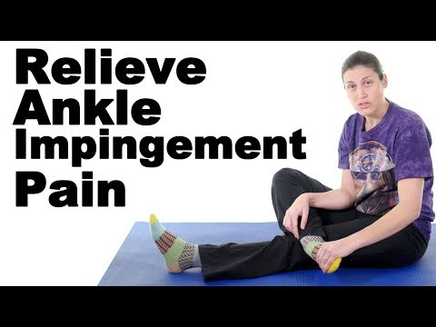 Ankle Impingement Stretches & Exercises For Pain Relief - Ask Doctor Jo