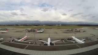 Les coulisses de la tour Trafic de Genève Aéroport