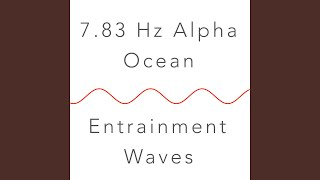 7.83 Hz Alpha Schumann Resonance Binaural Beat and Ocean Waves: REM Sleep and Lucid Dreaming