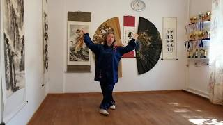 Цигун ''Даоинь Яншен Гун'' комплекс для ''Сердца и сосудов №1''