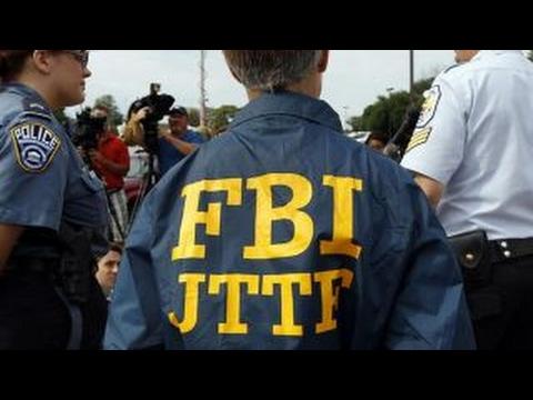San Francisco suspends ties with FBI's terrorism task force