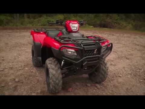 Honda ATV Dual Clutch Transmission