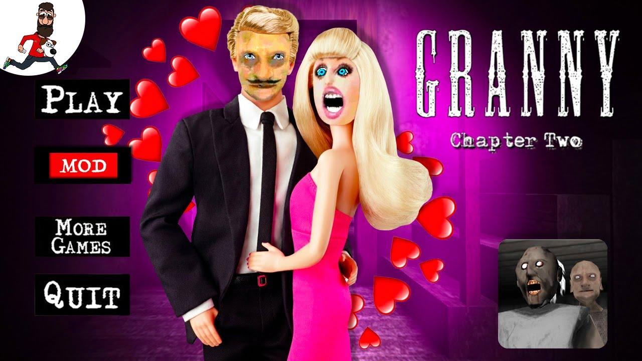 Download Granny is Barbie ► Granny: Chapter Two [Barbie and Ken] ► Door Escape