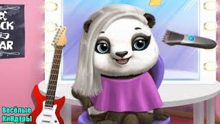Rock Star Animal Hair Salon Салон красоты для животных рок звёзд Мультик Игра Для детей