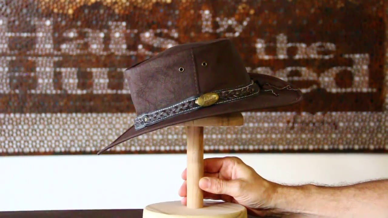 Jacaru Hats Roo Nomad Hat- Hats By The Hundred Review - YouTube 795b8a83f2d5