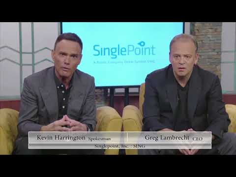Shark Tank's Kevin Harrington and SING- MoneyTV with Donald Baillargeon