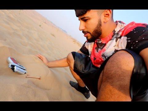 FOUND A GUN IN A DESERT!!! streaming vf