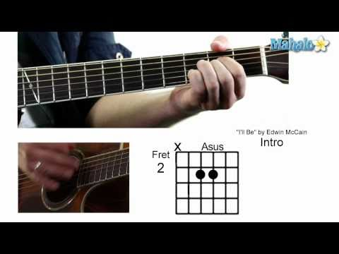 "How To Play ""I'll Be"" By Edwin McCain On Guitar"