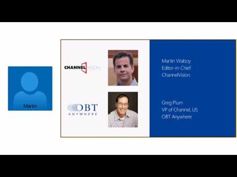 OBT Anywhere Partner Webinar