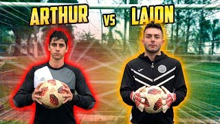 A GRANDE REVANCHE! - ARTHUR vs NOVO GOLEIRO