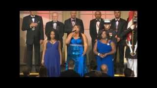 Best US National Anthem Ever! Crissy Collins, Montina Cooper & Tiffany Monique.wmv