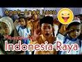 Lagu Indonesia Raya Lucu
