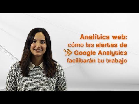 Analítica web: cómo las alertas de Google Analytics facilitarán tu trabajo