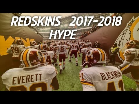 Washington Redskins 2017-2018 Hype