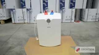 Электрический накопительный водонагреватель Gorenje GT-15(, 2015-03-05T20:09:37.000Z)