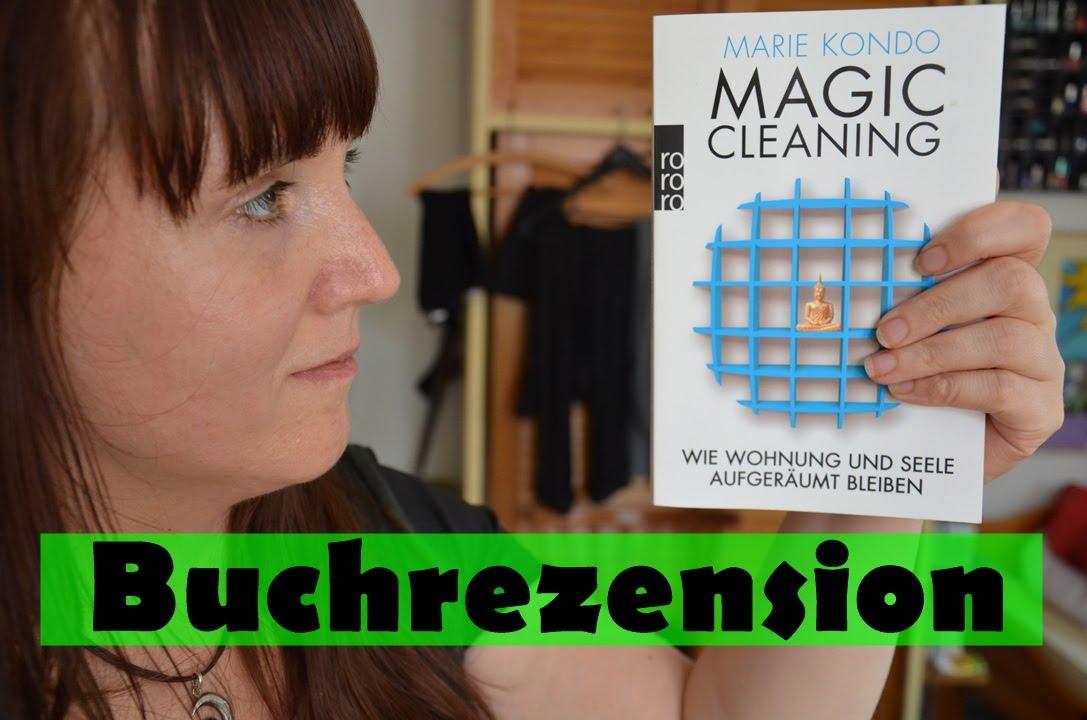 buchrezension magic cleaning marie kondo buch 2 werbung konmari rowohlt verlag youtube