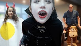 Halloween Costumes 2016 (WK 304.4) | Bratayley