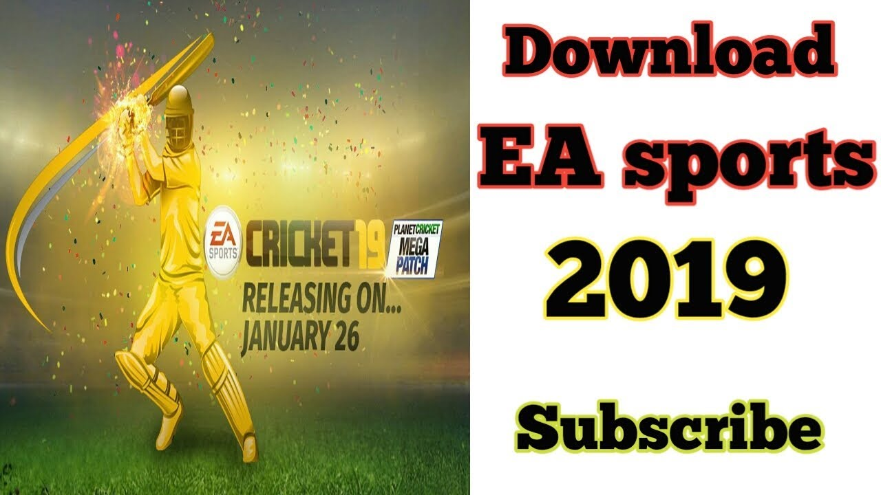 Click to Watch > How to install EA sports 2019 cricket game