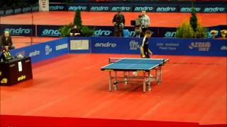 Table tennis   the impossible is possible HD]