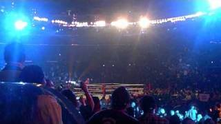 Summerslam 2010 Kane vs. Rey Mysterio