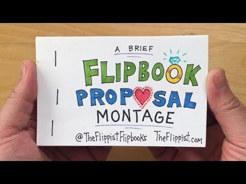 A Brief Flipbook Proposal Montage