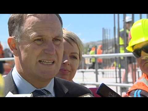 John Key grilling over Slater connection continues