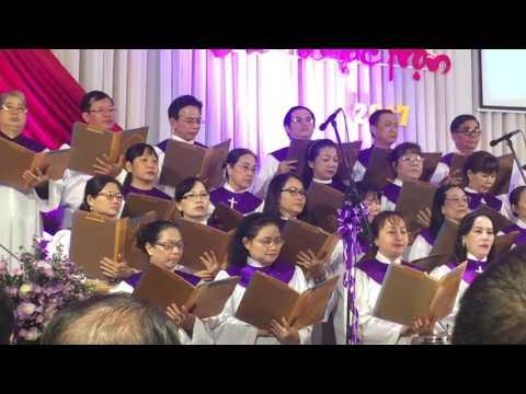 """Thánh ca 636 """"Vì bạn với tôi"""" / Ca đoàn 4 Hội Thánh Tin Lành Chi Hội Hoà Hưng"""