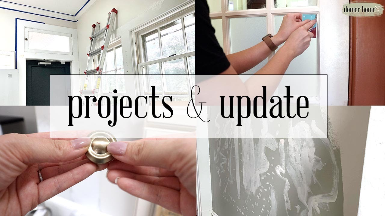 NEW HOUSE PROJECTS & LIFE UPDATE   JULY 2020