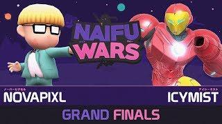 Grand finals of Naifu War #26! This event had 154 entrants. Full re...