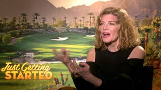 Just Getting Started: Rene Russo Exclusive Interview