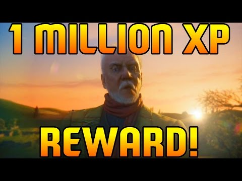 1 MILLION XP Instant Reward!