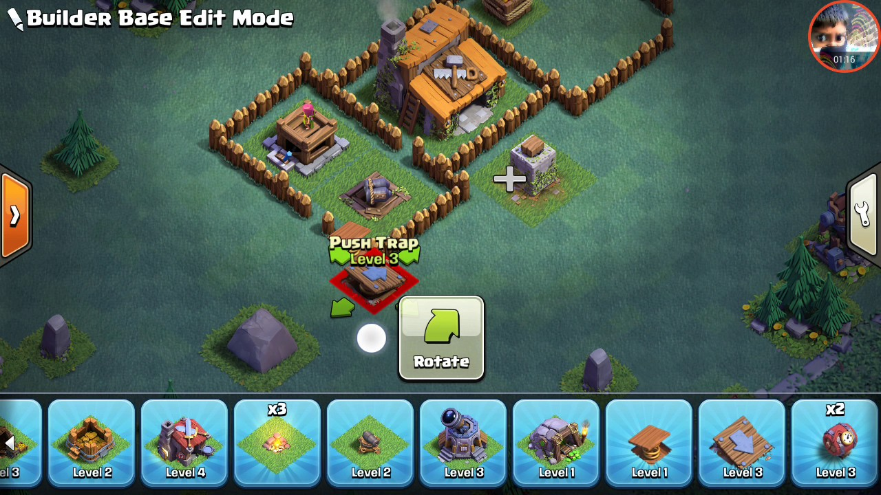 Coc Builder Base For Th3 Max Youtube