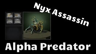 Omsk Dota, trade - Alpha Predator set - Nyx Assassin