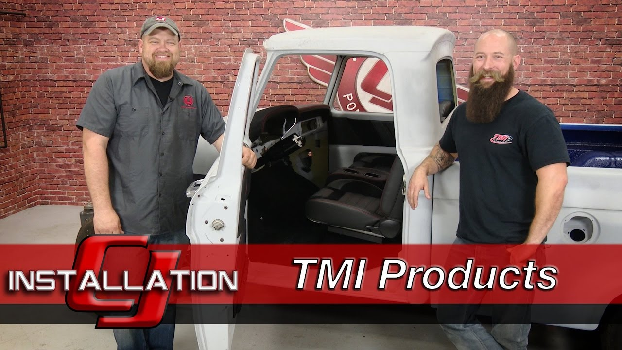 F 100 Tmi Products Sport R Series Installation Youtube