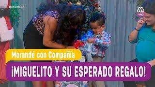 Miguelito y su esperado regalo de navidad - Morandé con Compañía 2016