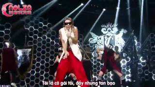 [NOLZA][Vietsub] CL - 나쁜 기집애 (The Baddest Female) @SBS Inkigayo